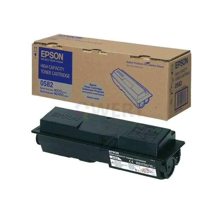 Заправка картриджа Epson 0582 (C13S050582)