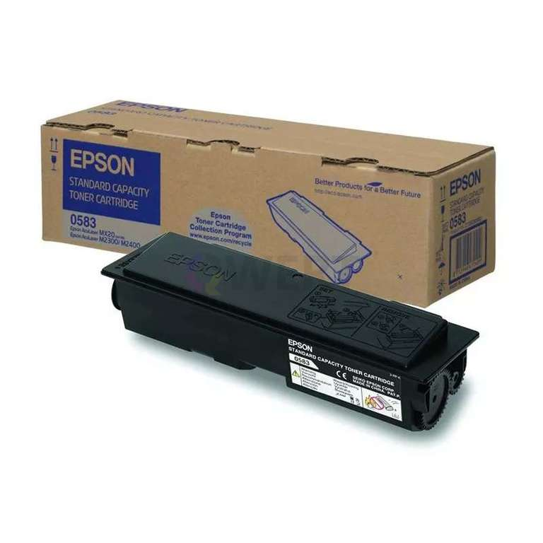 Заправка картриджа Epson 0583 (C13S050583)