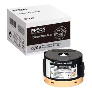 Заправка картриджа Epson 0709 (C13S050709)