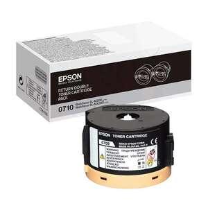 Заправка картриджа Epson 0710 (C13S050710)
