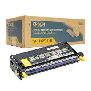 Заправка картриджа Epson 1158 (C13S051158)