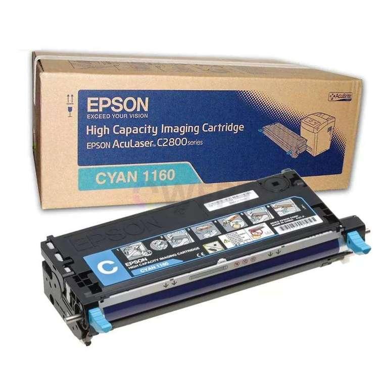 Заправка картриджа Epson 1160 (C13S051160)