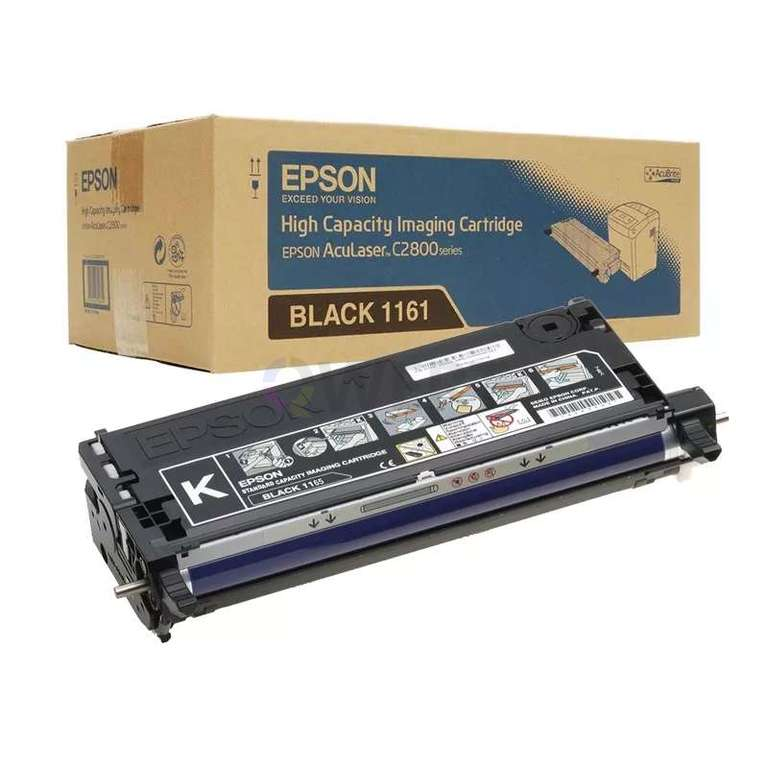 Заправка картриджа Epson 1161 (C13S051161)