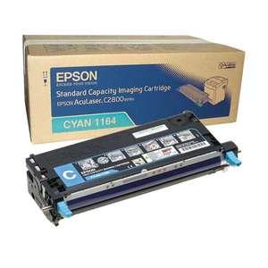 Заправка картриджа Epson 1164 (C13S051164)