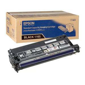 Заправка картриджа Epson 1165 (C13S051165)