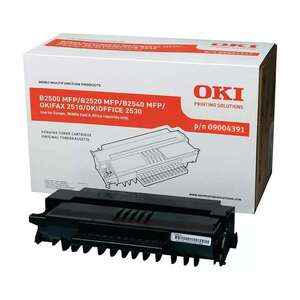 Заправка картриджа OKI 9004391