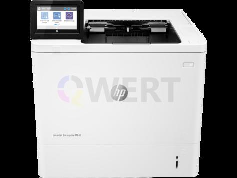 Ремонт принтера HP LaserJet M611dn Enterprise (7PS84A)