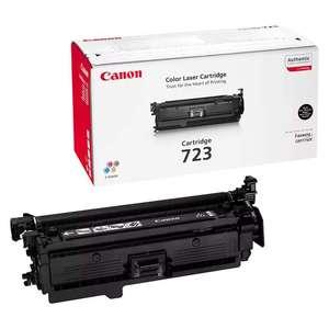 Заправка картриджа Canon Cartridge 723Bk