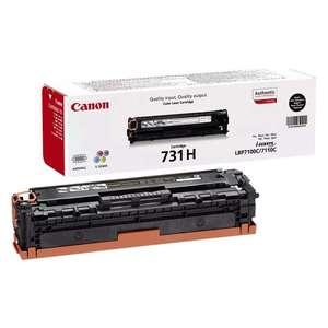 Заправка картриджа Canon Cartridge 731HBk