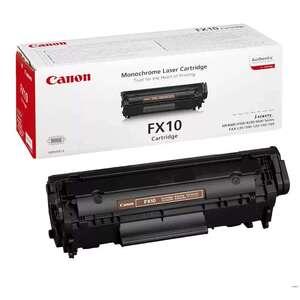 Заправка картриджа Canon Cartridge FX-10