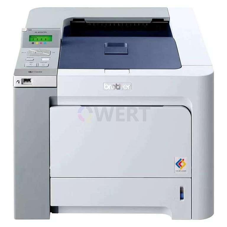 Ремонт принтера Brother HL-4050CDN