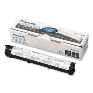 Заправка картриджа Panasonic KX-FA76A7