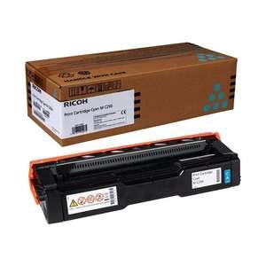 Заправка картриджа Ricoh M C250 (408353) C