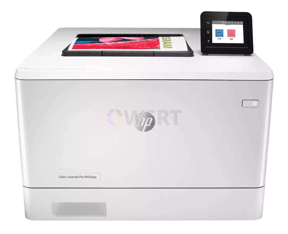 Ремонт принтера HP Color LaserJet Pro M454dw