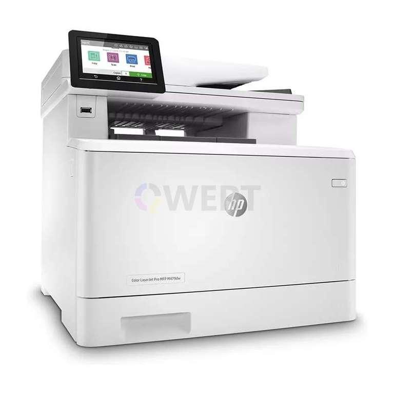 Ремонт принтера HP Color LaserJet Pro MFP M479dw
