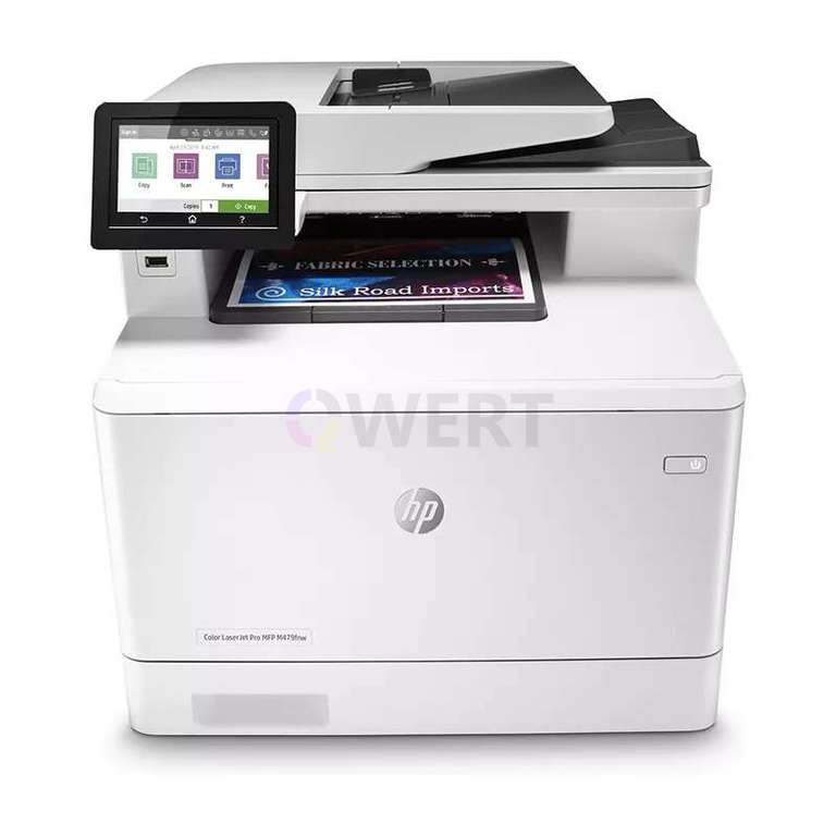 Ремонт принтера HP Color LaserJet Pro MFP M479fdw