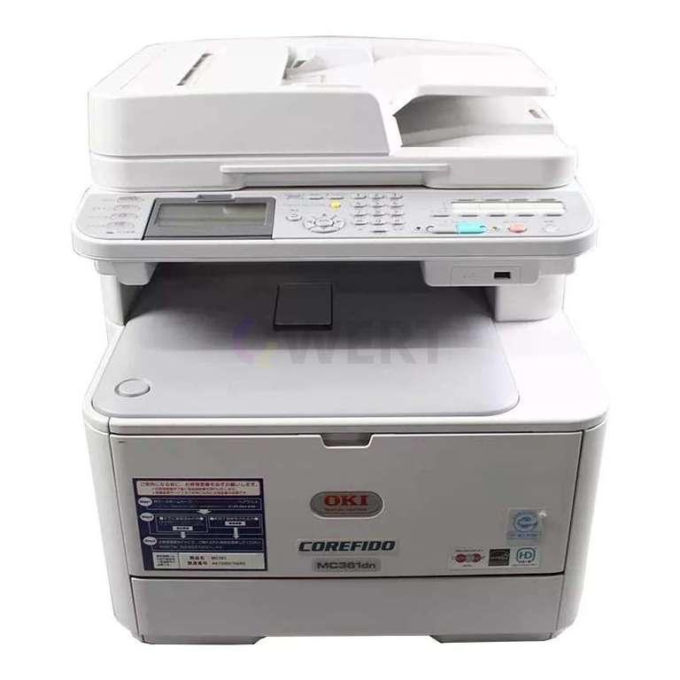 Ремонт принтера OKI MC361dn