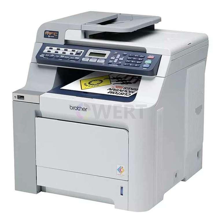 Ремонт принтера Brother MFC-9450C