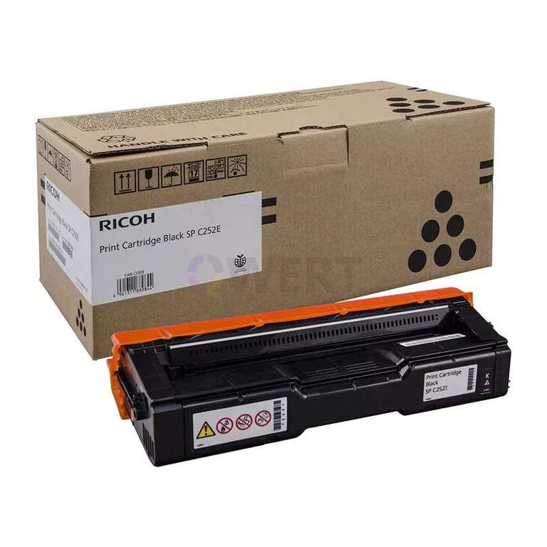 Заправка картриджа Ricoh SP C252E (407531)