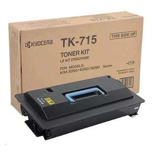 Заправка картриджа Kyocera TK-715