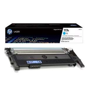 Заправка картриджа HP W2071A (117A)