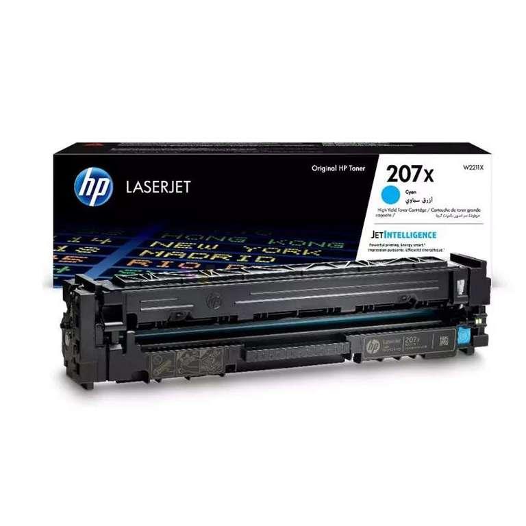 Заправка картриджа HP W2211X (207X)