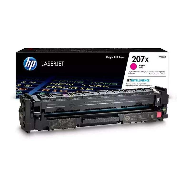 Заправка картриджа HP W2213X (207X)