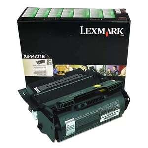 Заправка картриджа Lexmark X644A11E
