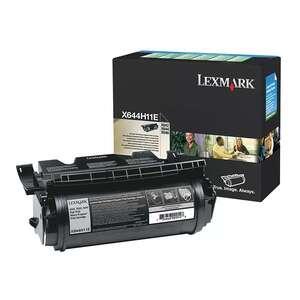 Заправка картриджа Lexmark X644H11E