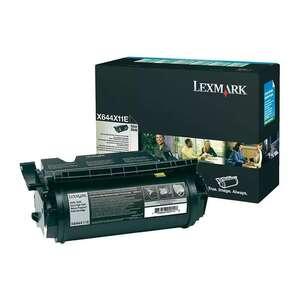 Заправка картриджа Lexmark X644X11E