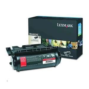 Заправка картриджа Lexmark X644X21E