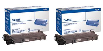 Инструкция, обнуление (сброс) счетчика после заправки стартового картриджа TN-2335 и TN-2375