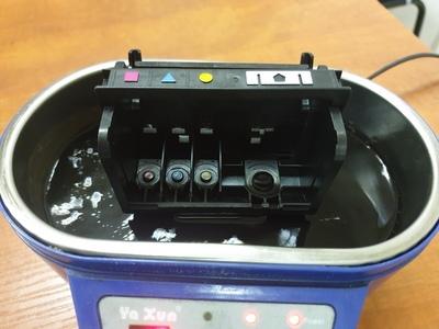Головка струйного принтера