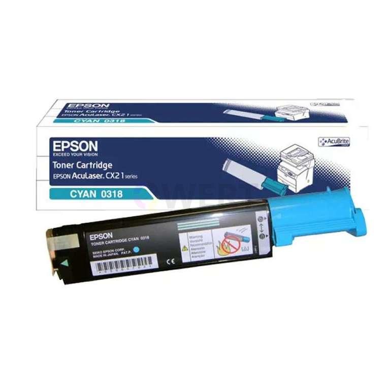 Заправка картриджа Epson 00318 (C13S050318)