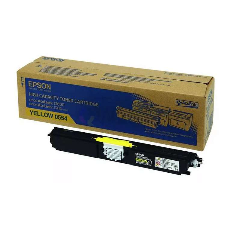 Заправка картриджа Epson 0554 (C13S050554)