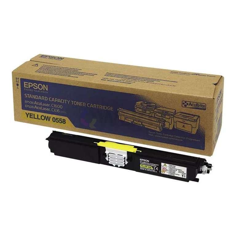 Заправка картриджа Epson 0558 (C13S050558)