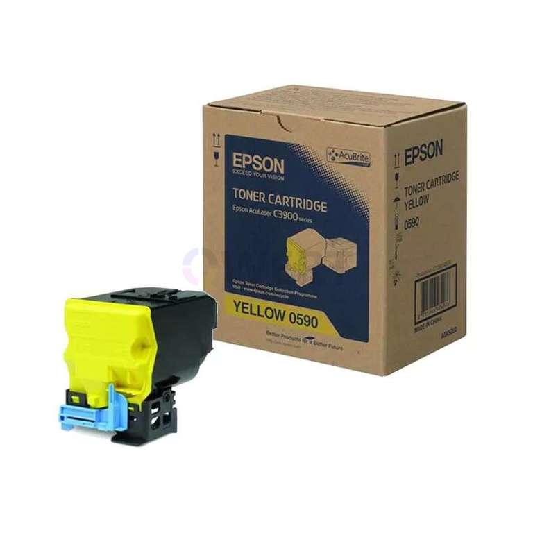 Заправка картриджа Epson 0590 (C13S050590)