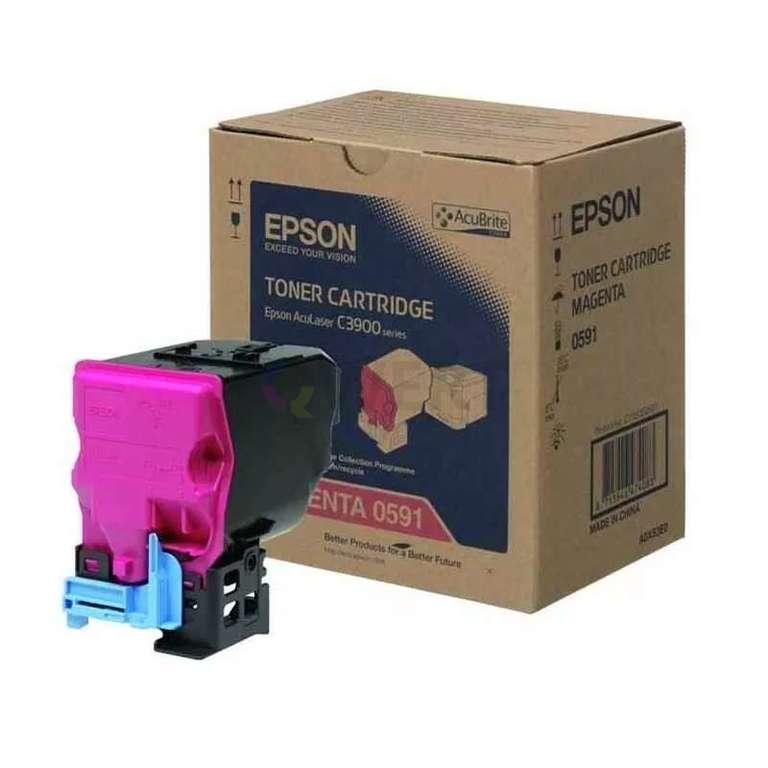 Заправка картриджа Epson 0591 (C13S050591)