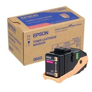 Заправка картриджа Epson 0603 (C13S050603)