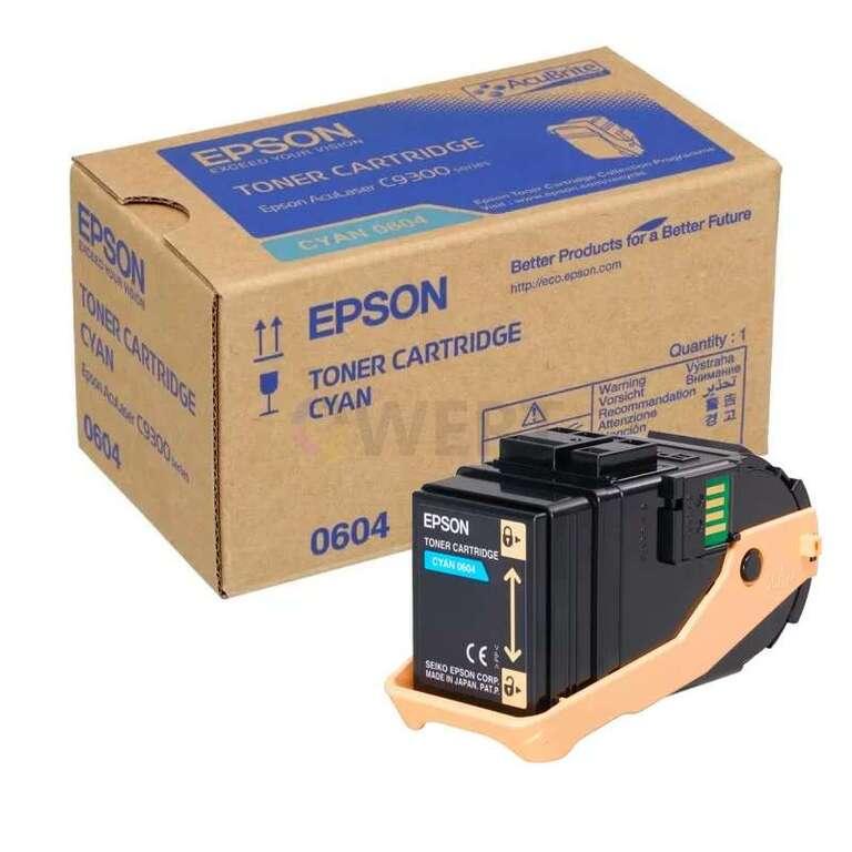 Заправка картриджа Epson 0604 (C13S050604)