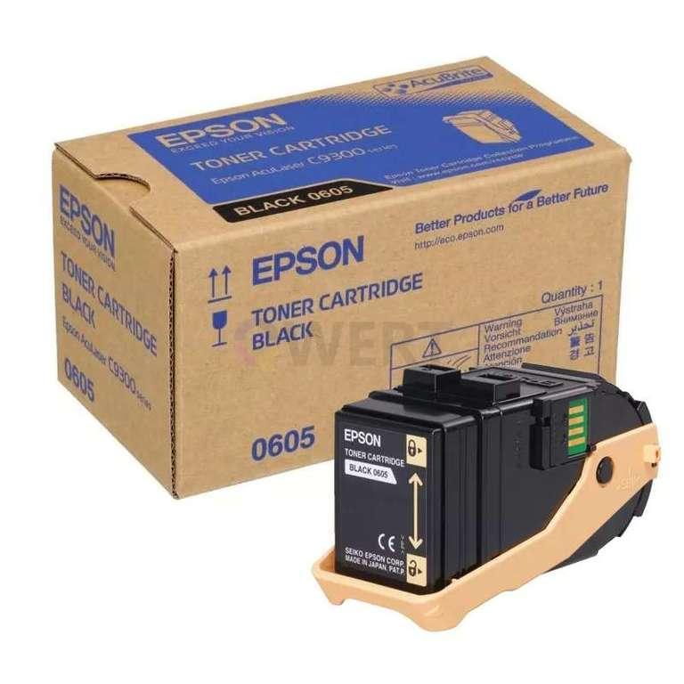 Заправка картриджа Epson 0605 (C13S050605)