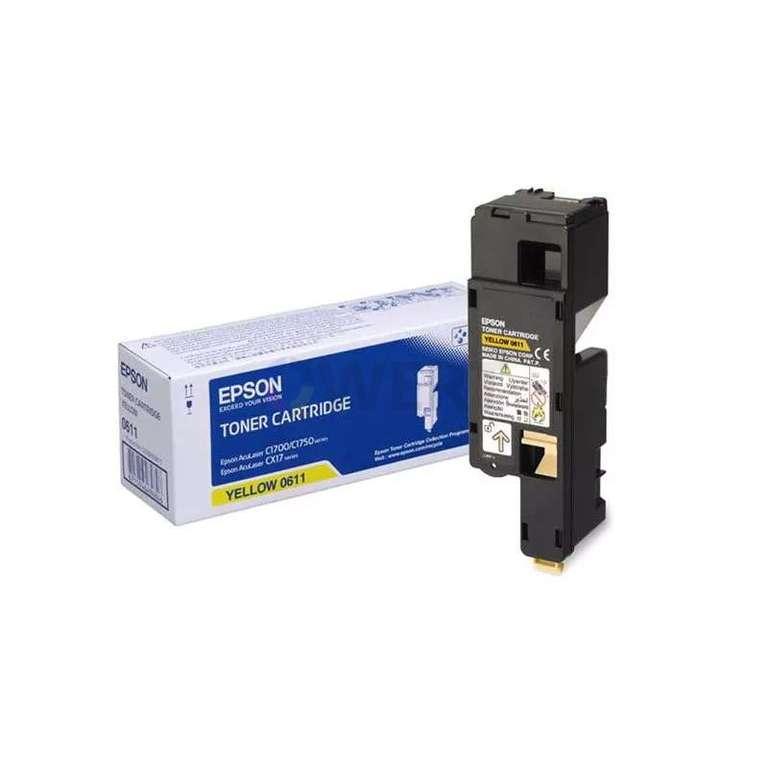 Заправка картриджа Epson 0611 (C13S050611)