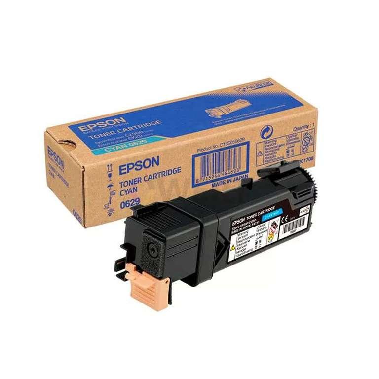 Заправка картриджа Epson 0629 (C13S050629)