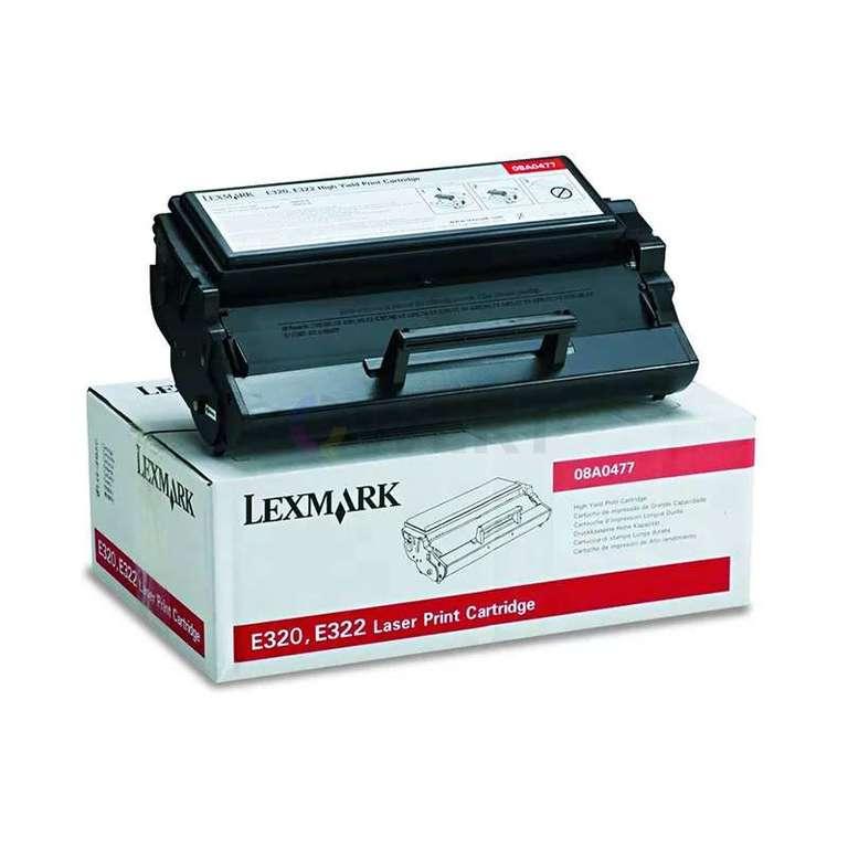 Заправка картриджа Lexmark 08A0477