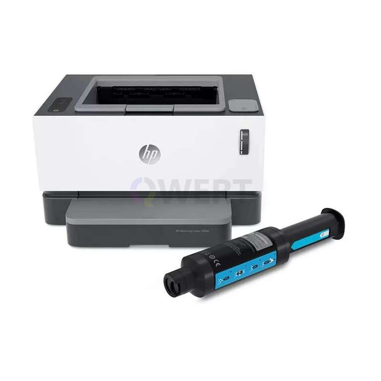 Ремонт принтера HP Neverstop Laser 1000a