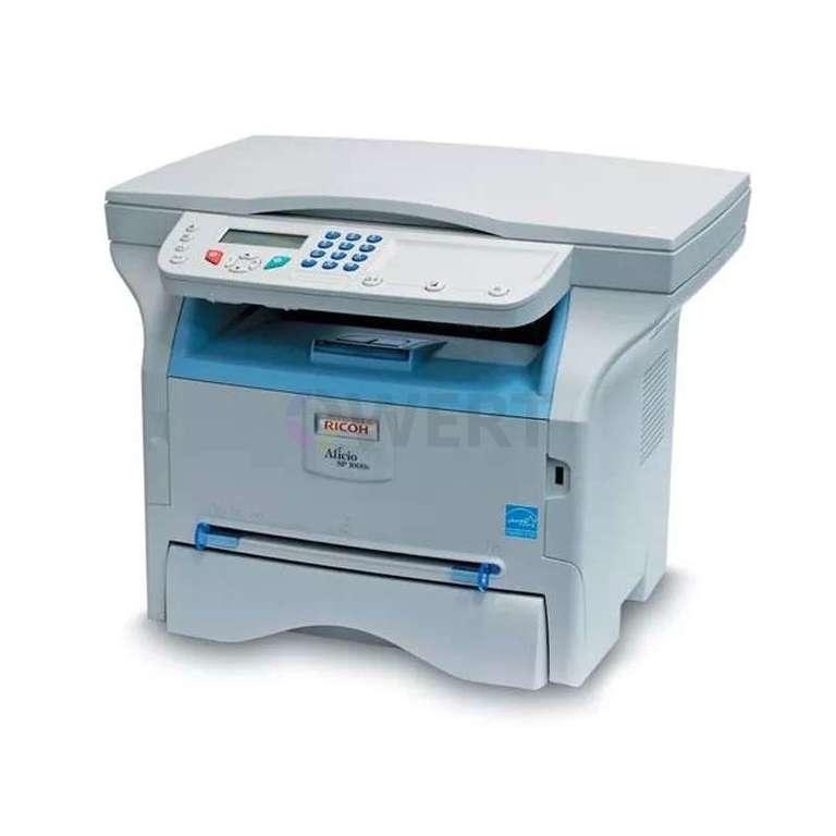 Ремонт принтера Ricoh SP 1000S