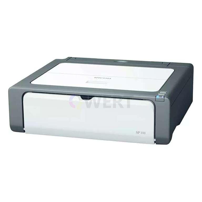Ремонт принтера Ricoh SP 100