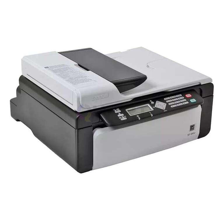 Ремонт принтера Ricoh SP 100SF