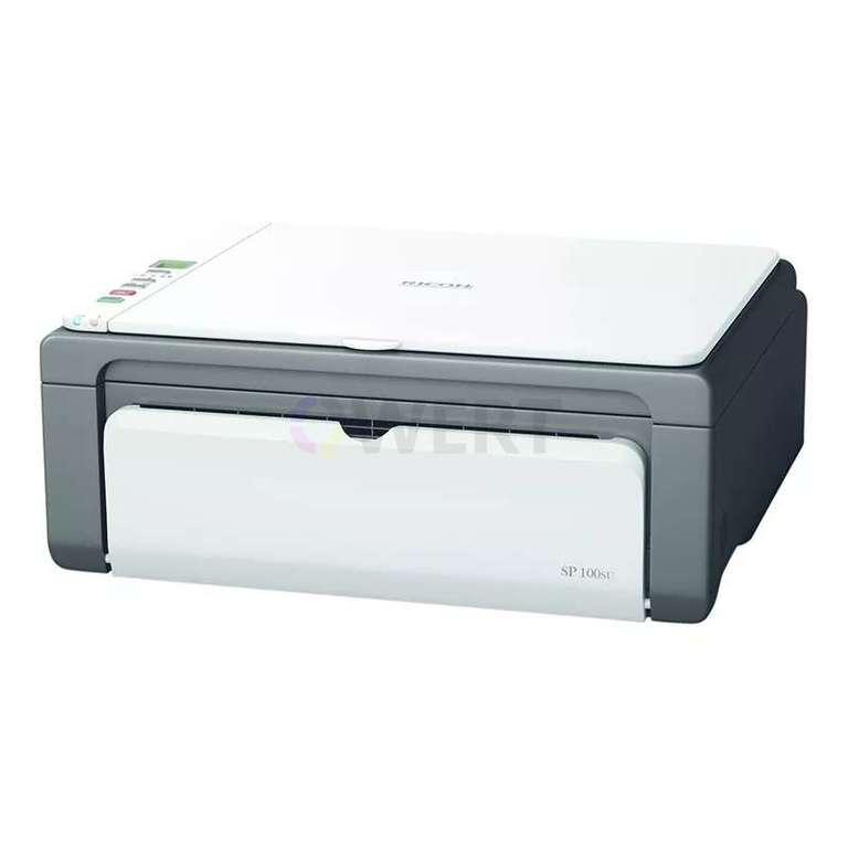 Ремонт принтера Ricoh SP 100SU