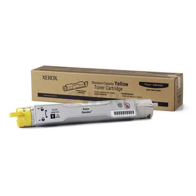 Заправка картриджа Xerox 106R01075